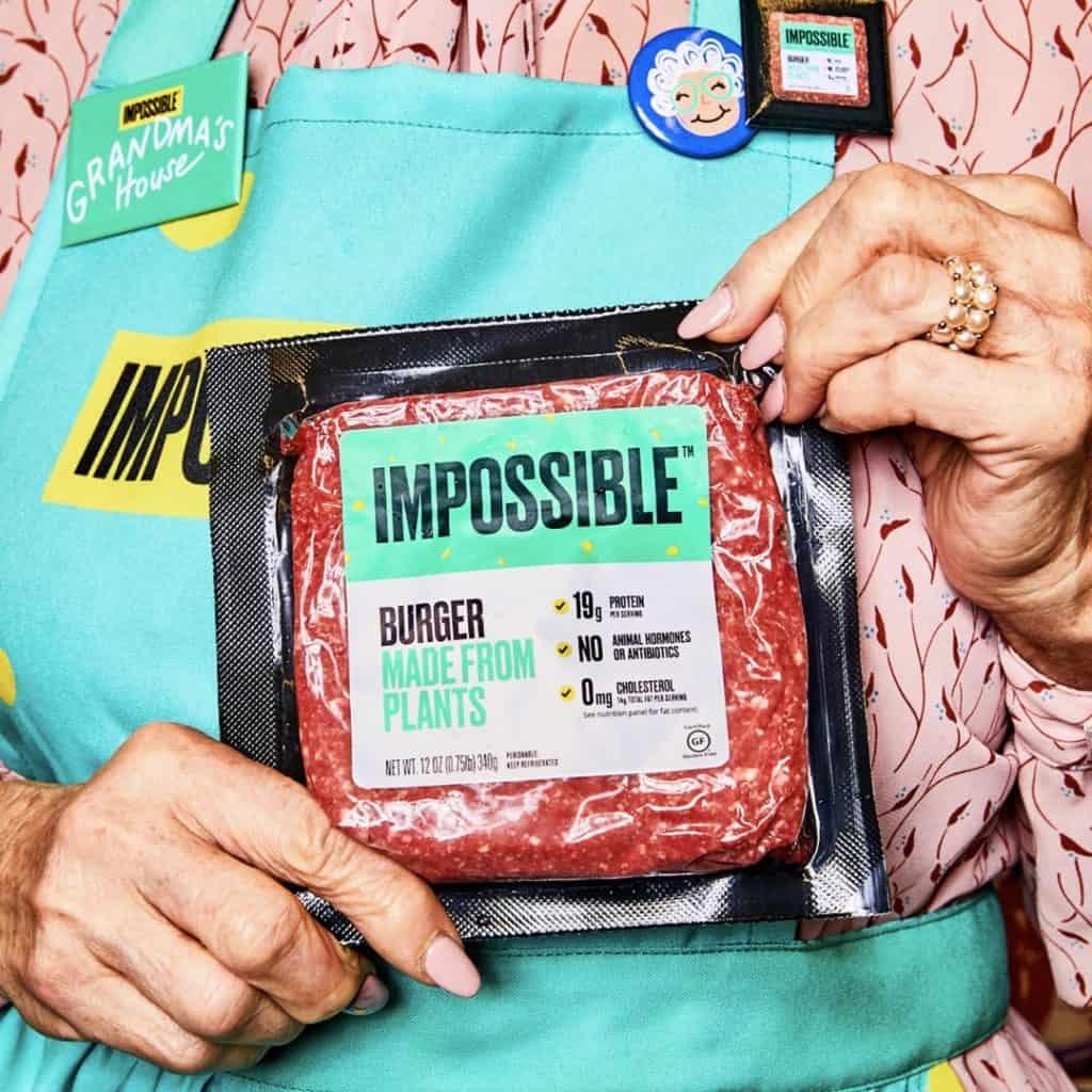 Impossible grandma