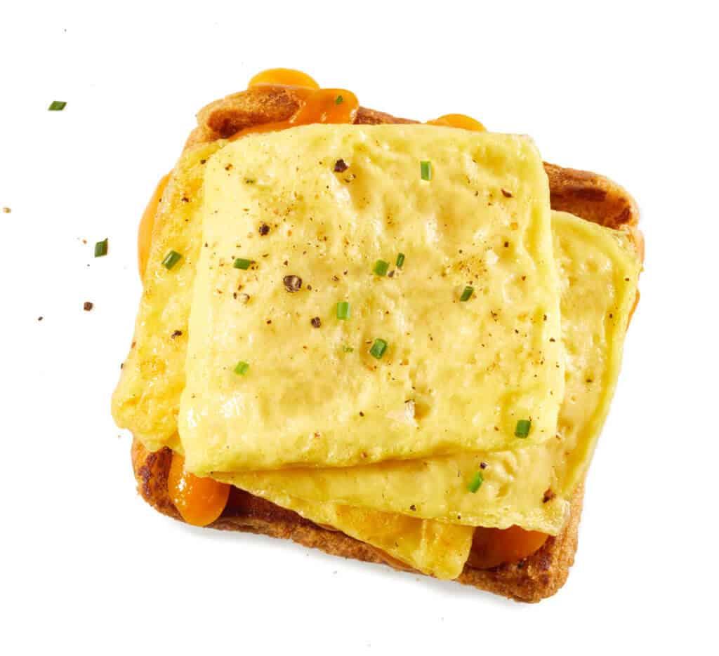JUSTEgg Toast