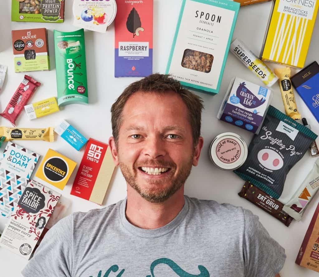 Jason Gibb Co-founder of Bread & Jam