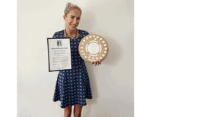 Lisa Gawthorne JHC Award