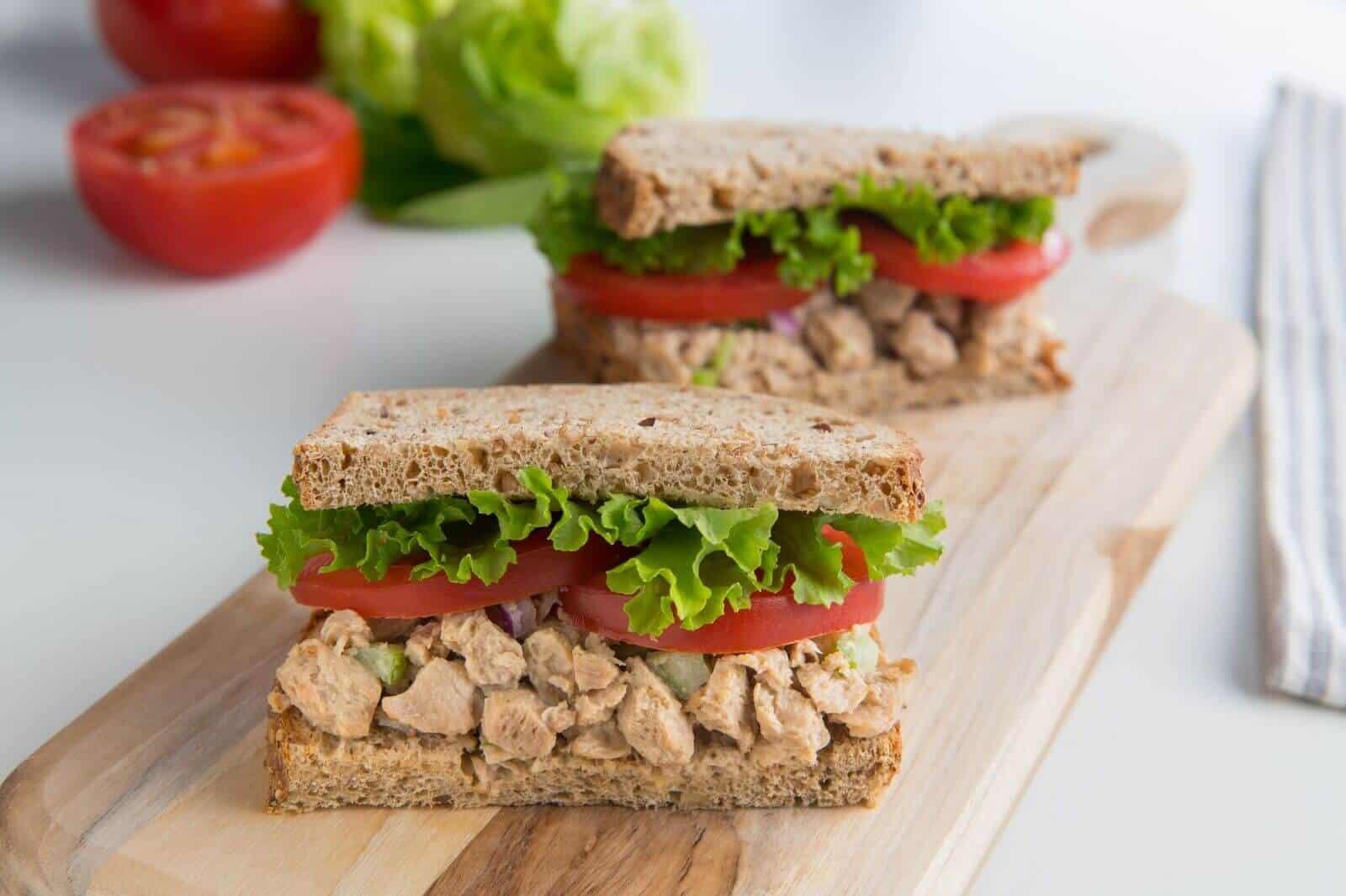 Loma Linda TUNO Sandwich