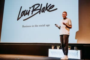 Loui Blake vevolution
