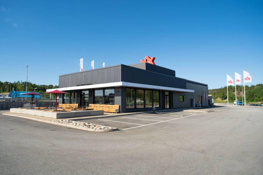 MAX Burgers Sweden