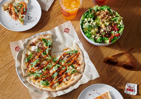 MOD Pizza willow