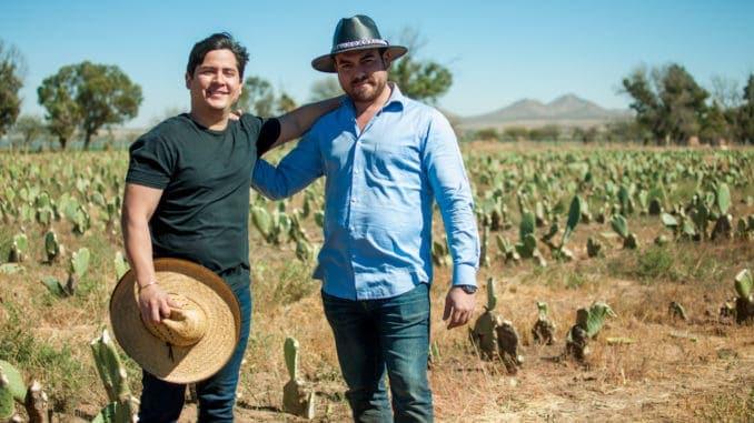 Marte Cázarez y Adrián López Velarde © Desserto