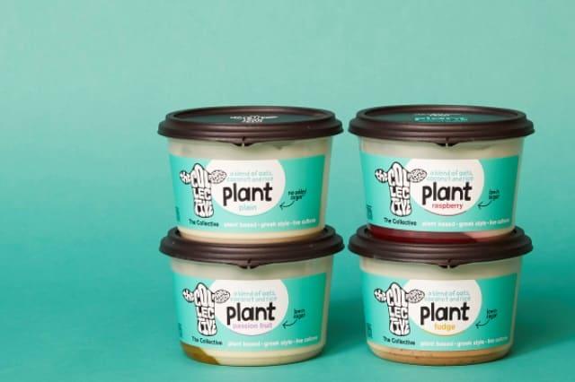 Meadow Farms yogurts