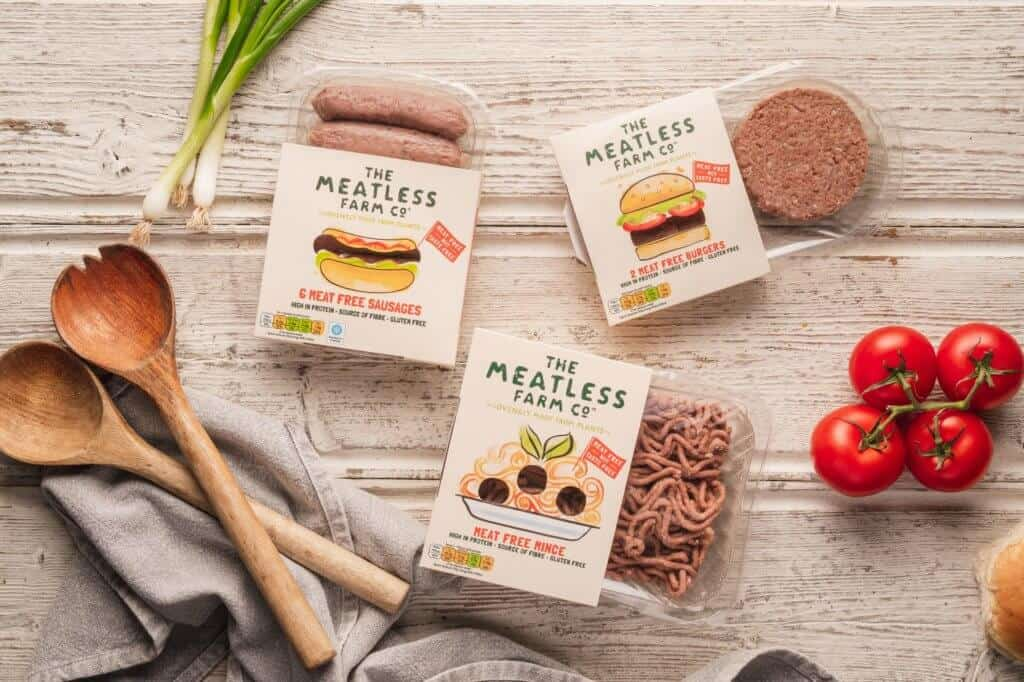 Meatless Farm products