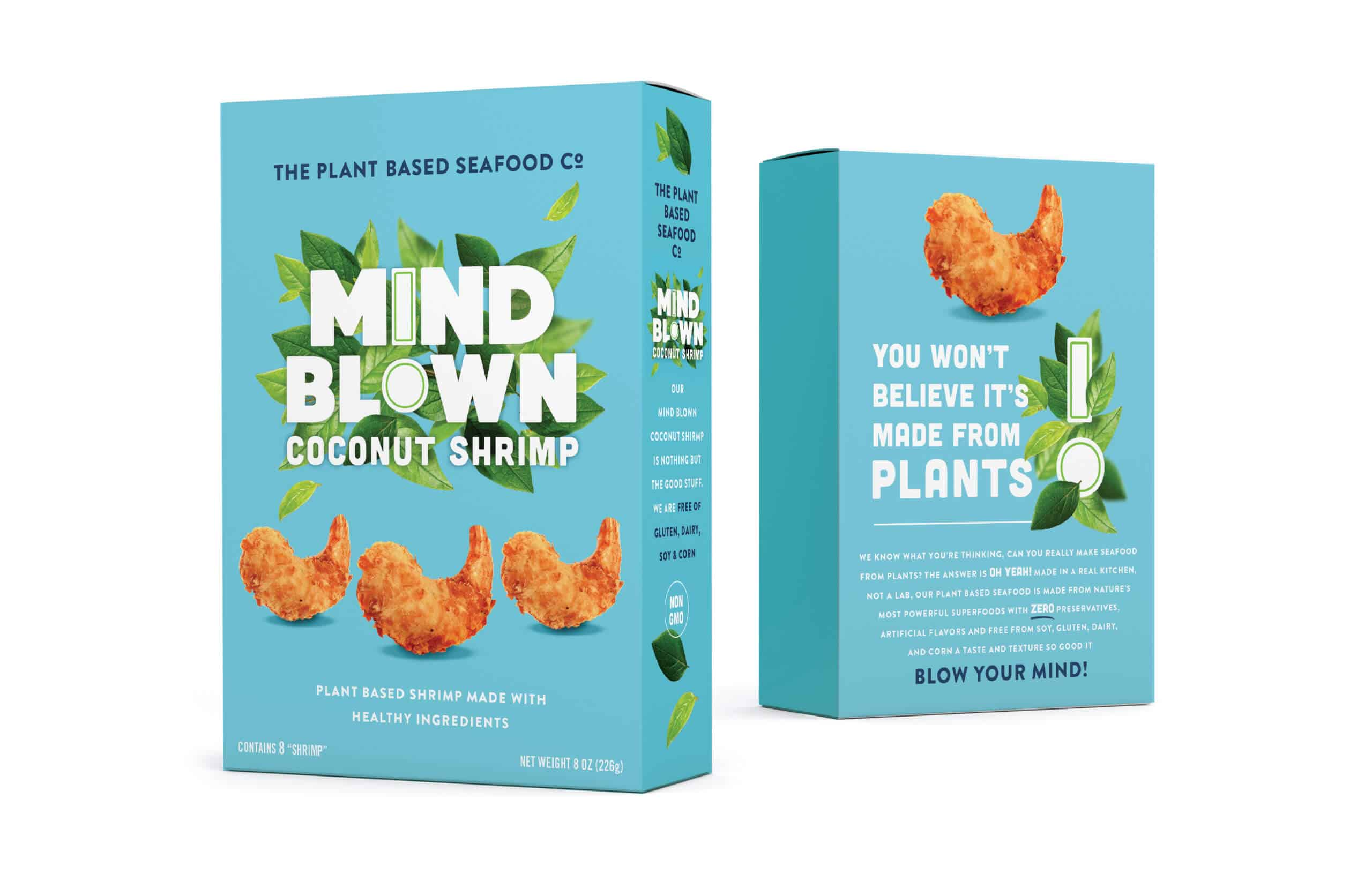 The Plant Based Seafood Co most disruptive product award