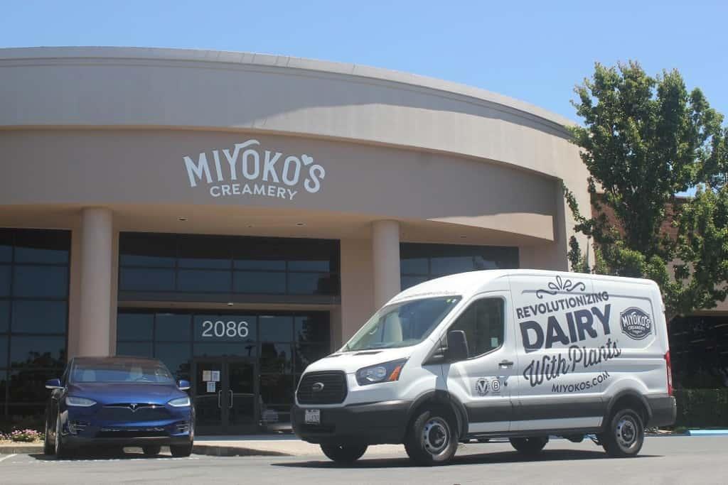 Miyoko's Exterior