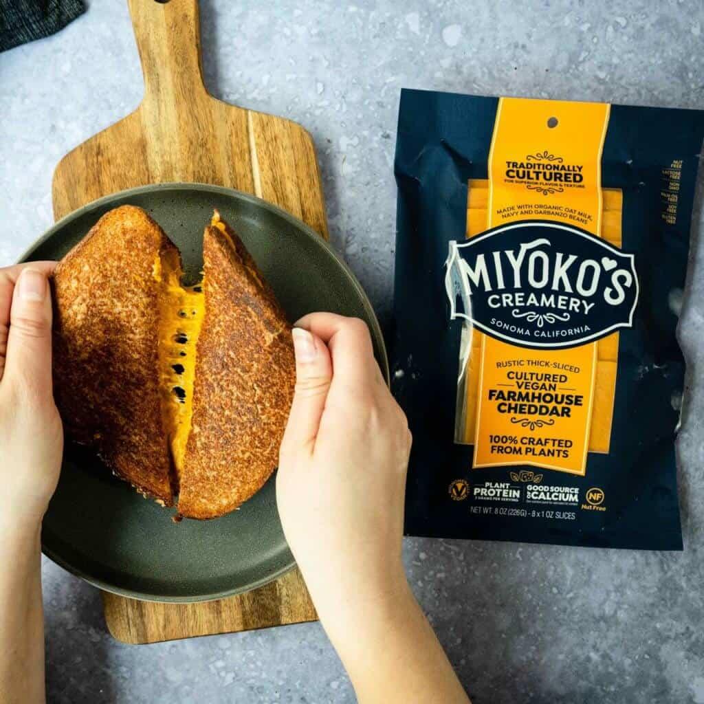 Miyoko's Farmhouse Cheddar