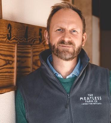 Morten of Meatless farm