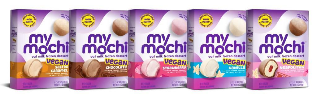 My/Mochi Oat Milk Frozen Dessert