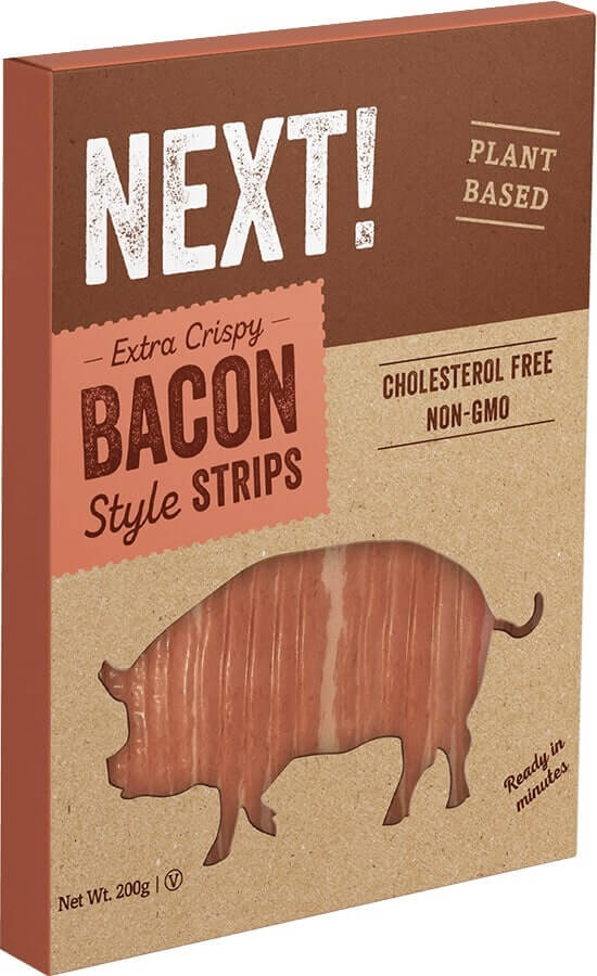 NEXT! bacon