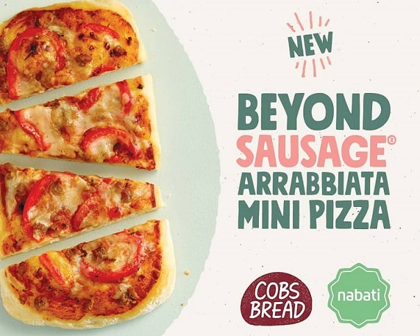 Nabati Foods pizza