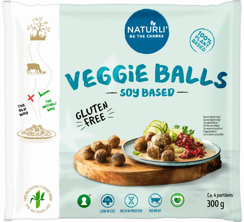 Naturli balls