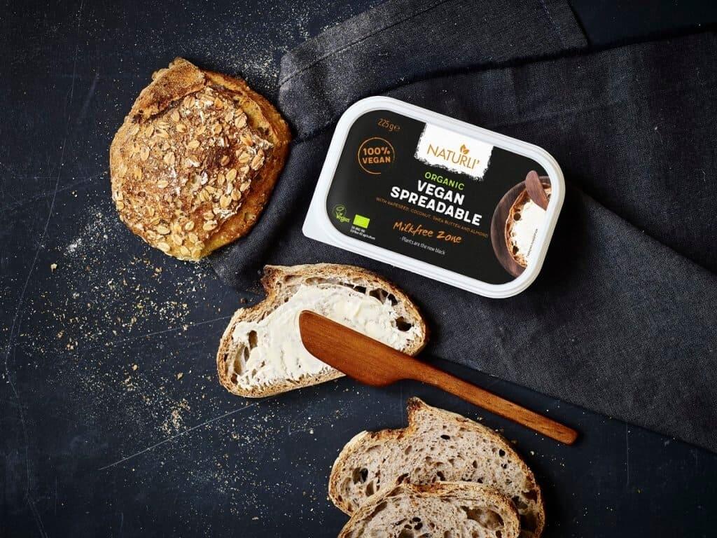 Naturli organic Vegan Spreadable 225g_UK