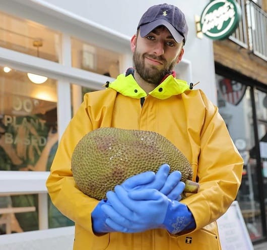 Neat FiletnoFish jackfruit
