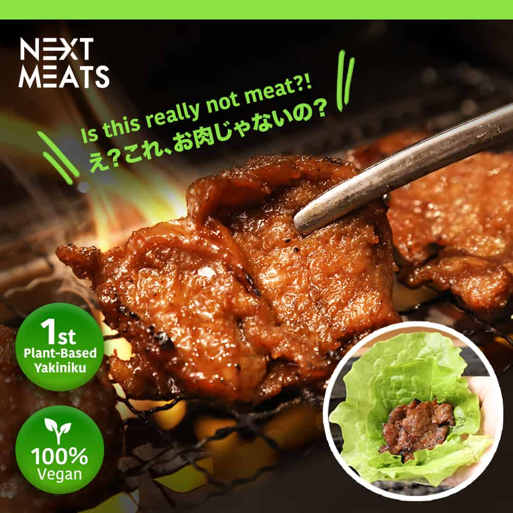 NextMeats Japon