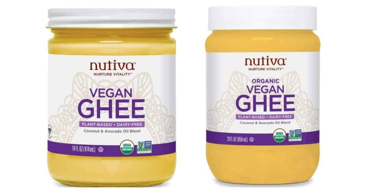 Nutiva vegan Ghee