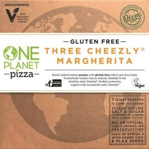 OPP Gluten Free Three Cheezly Margherita
