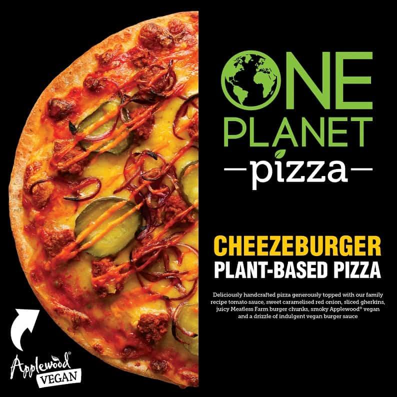OPP cheezeburger pizza