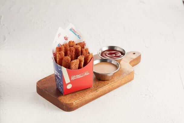 OmniLuncheon Fries