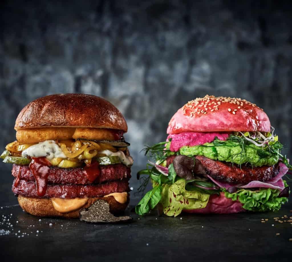 Oumph burgers