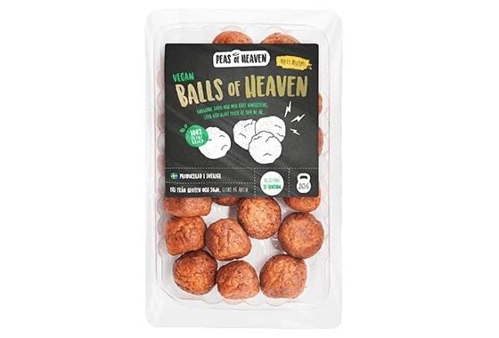Peas of Heaven Balls