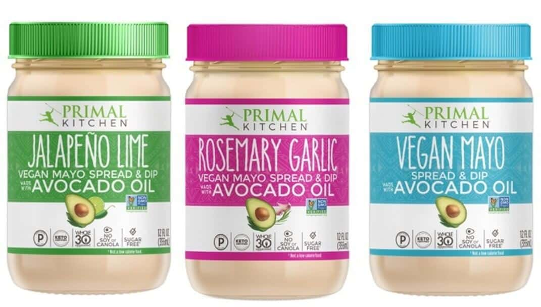 PRIMAL KITCHEN - Vegan Mayo