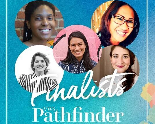 Pathfinder finalists