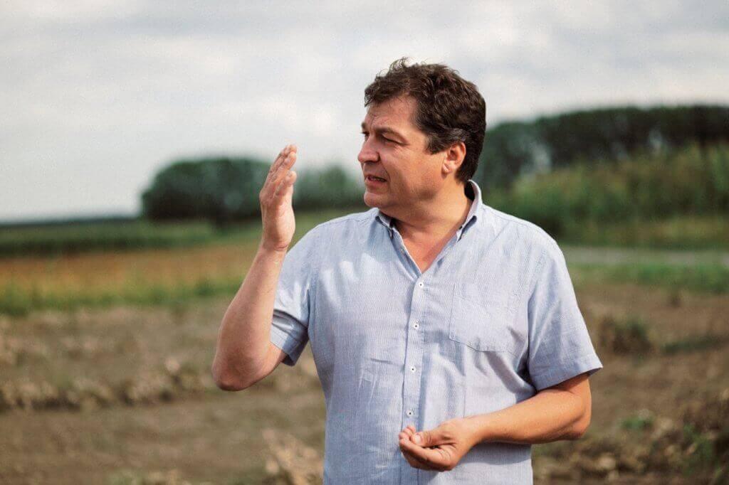 Harald Strassner biocyclic cultivation