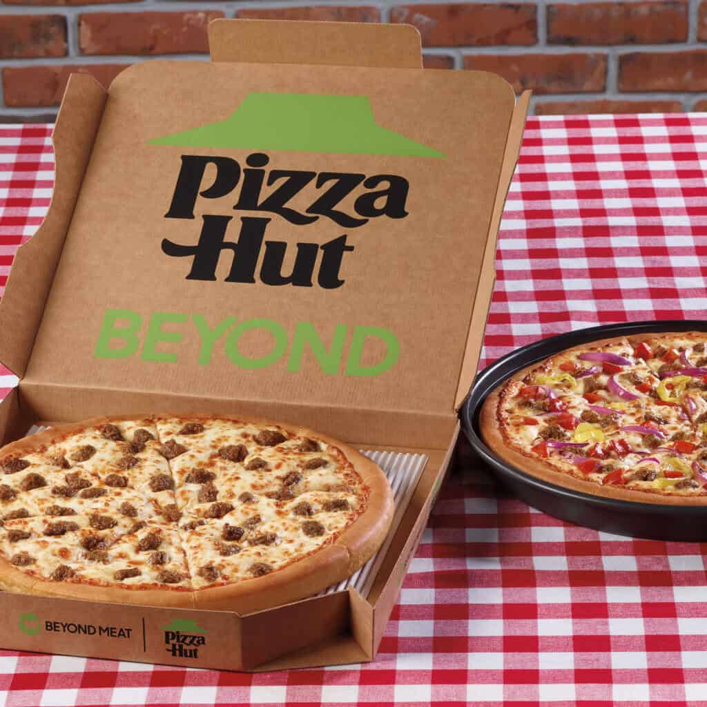 Pizza Hut Beyond Sausage