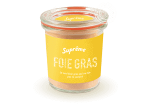 Suprême foie gras