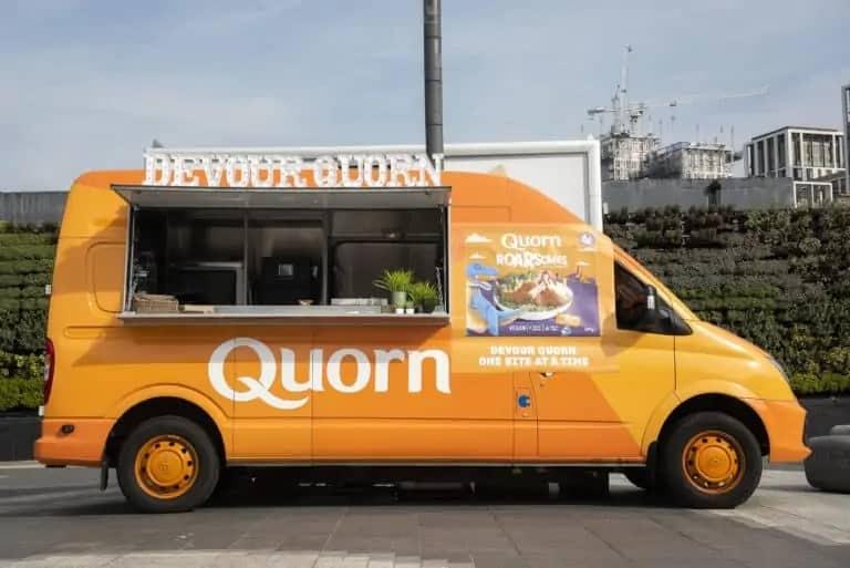Quorn van