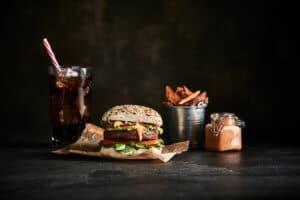 quorn ultimate burger