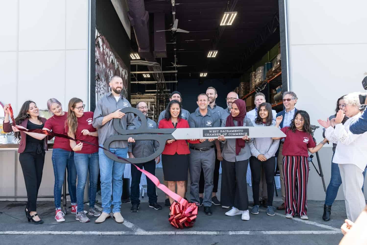 Ribbon Cutting The Better Meat Co
