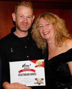 Vegetarian shoes / Viva