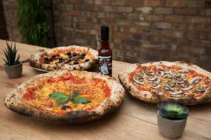 Saint pizzas