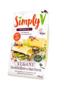 SimplyV cheese