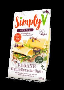SimplyV cheese