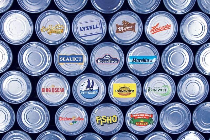 Thai Union cans