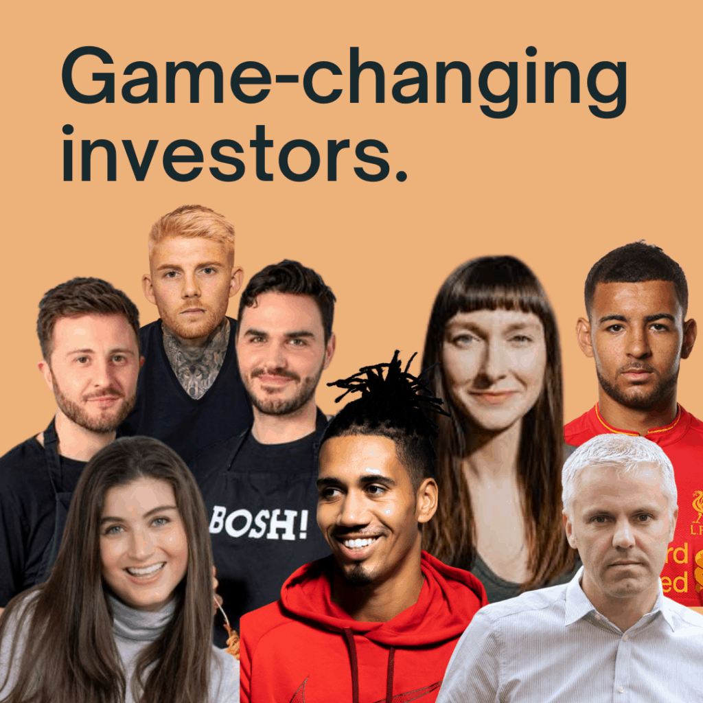 THE PACK investors