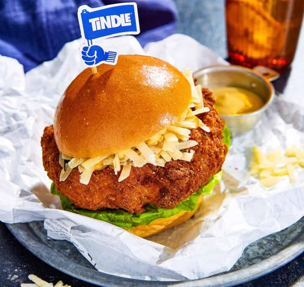 TiNDLE.TiNDLE-Buttermilk-Burger Next Gen