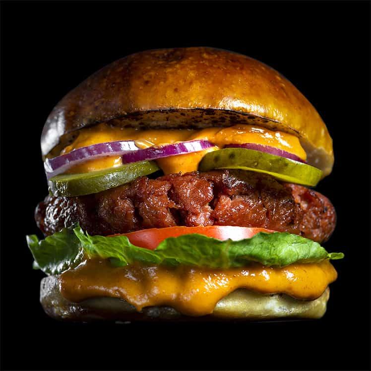 UnMeat burger
