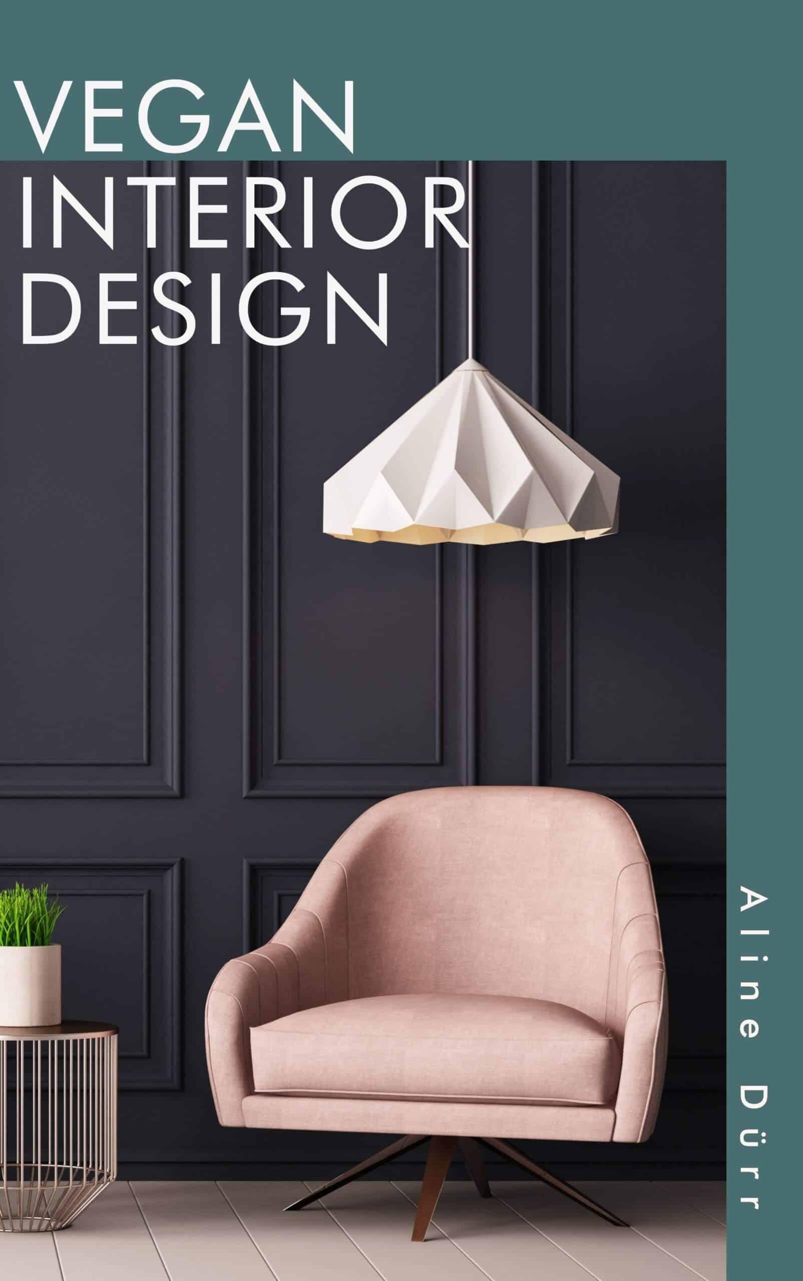 Vegan Interior Design. cover