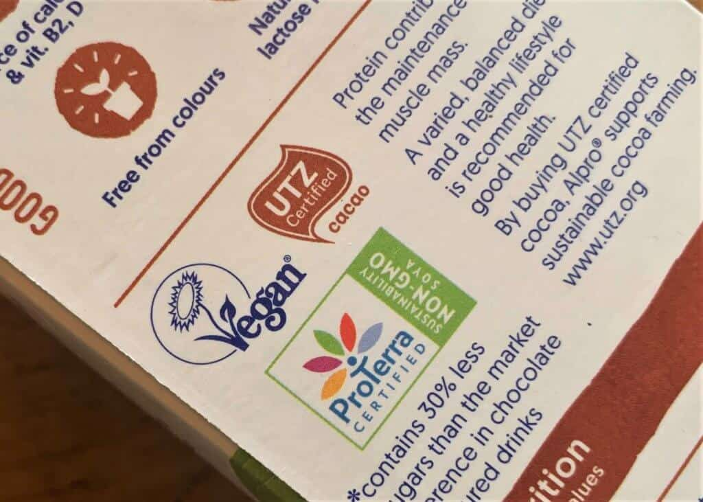 Vegan Society label