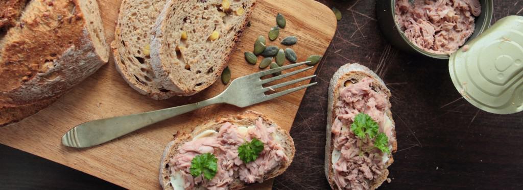Vegan tuna DSM