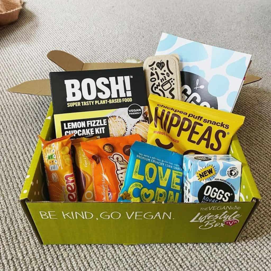 VeganKind box