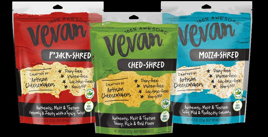 Vevan Foods cheese