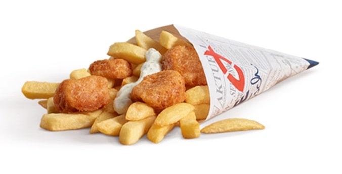 Visch & chips